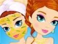 العاب تنظيف بشرة فتاة الجمال