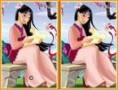 لعبة الكشف عن اختلافات الصورتين
