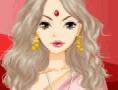 لعبة تلبيس العروسة الهندية الحقيقية