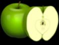 لعبة تجميع صورة التفاحة