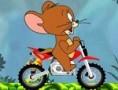 العاب توم وجيري دراجة جيري