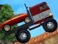 لعبة شاحنة نقل السيارات روعة