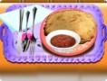 لعبة طبخ فطيرة الدجاج