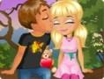 لعبة التقبيل على الشجرة والاكسسوارات