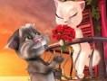 لعبة القط توم المتحدث 4