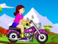 لعبة سباق دراجات سارا