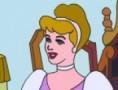 لعبة تلوبن فستان الاميرة سندريلا الفاتنة 1