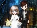 لعبة ميك اب العروسة في ليلة الزفاف