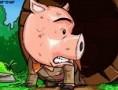 لعبة مغامرات الخنزير التائه