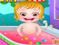 لعبة بيبي هازل سبا حمام