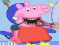 لعبة تصليح اسنان الخنزير بيبا