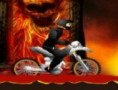 العاب دراجات نارية مرعبه