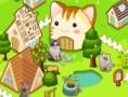 لعبة قرية القط
