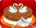 لعبة تحضير كعكة الشوكولاته الملكية
