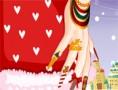 لعبة مناكير حفلة عيد الميلاد