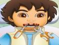 لعبة مشاكل الأسنان دييغو