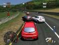 لعبة سباق سيارات حديثة