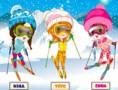 لعبة عشاق الثلج الثلاثة